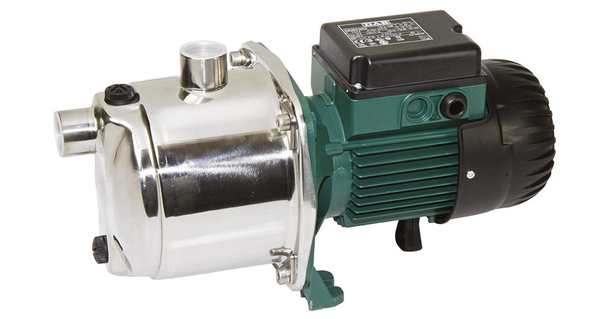 EUROINOX 30/50 M DAB Self-priming centrifugal pump 0.75 HP 230V