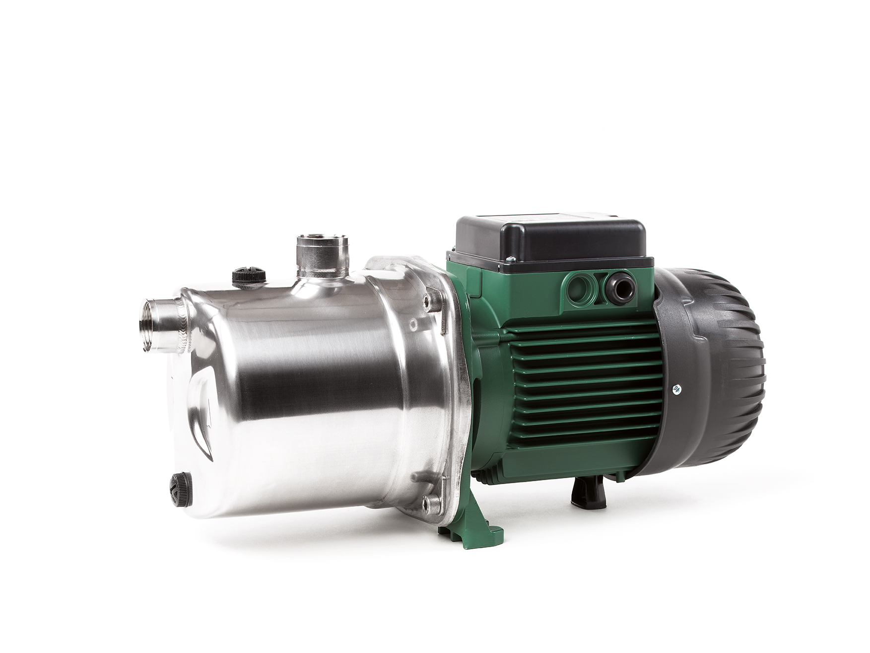JETINOX 132 M DAB Self-priming Centrifugal Electric-pump Single phase stainless steel 1.36 Hp