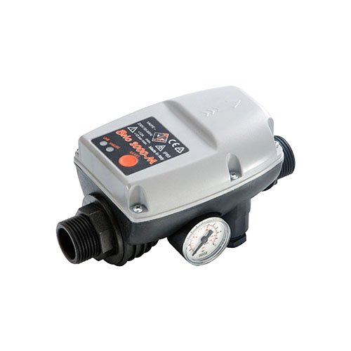 BRIO 2000 M Pressure Regulator for 2 HP single-phase electric pumps